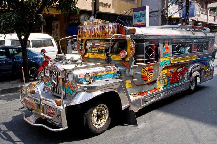 jeepney philippines