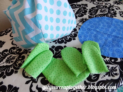 Free Turtle Softie Pattern