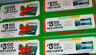 Newport Cigarettes Coupon 2012