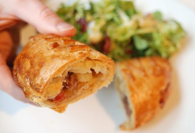 recette paté de viande anglais
