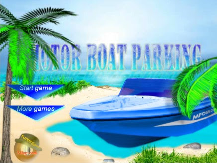 Game Online Motor Boat Parking