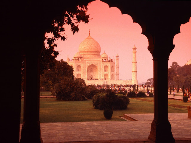 El Taj Mahal, India