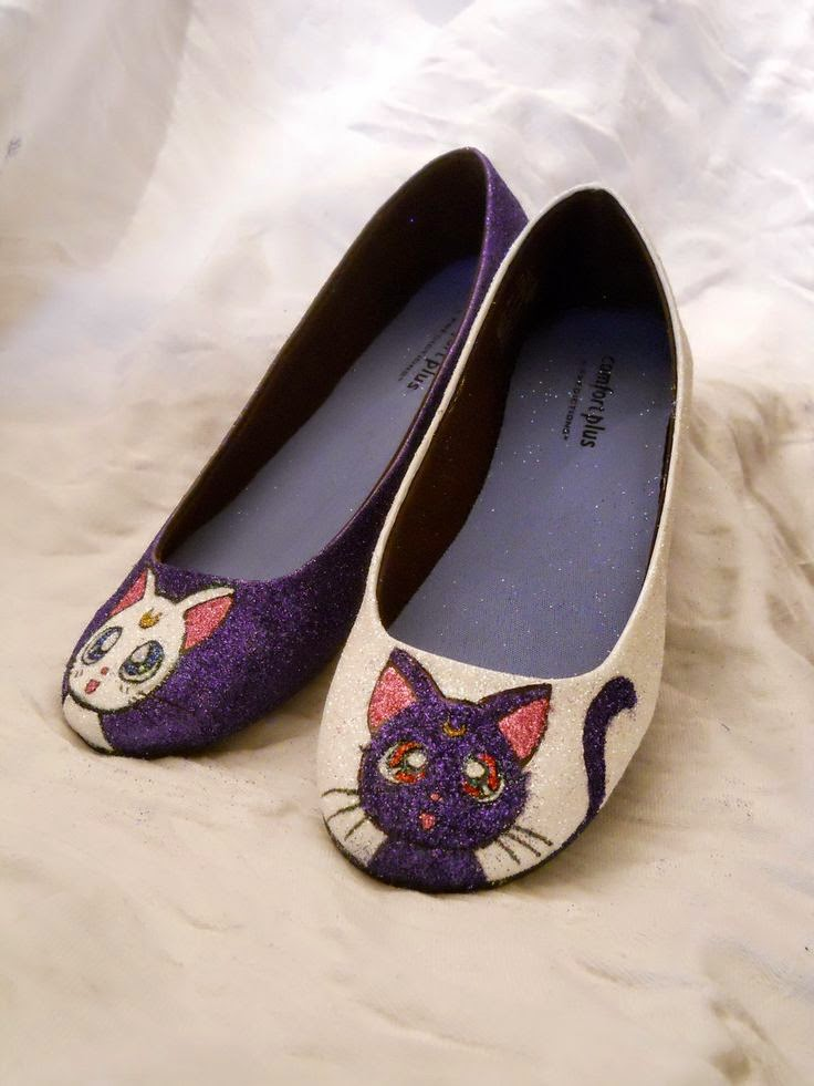 Crazy and Kawaii Desu, kawaii, Kawaii Desu, Sailor moon, Moda Kawaii, Sapatos, Inu x boku ss,