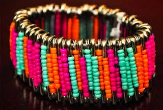 tutorial to make a bracelet of beads 3