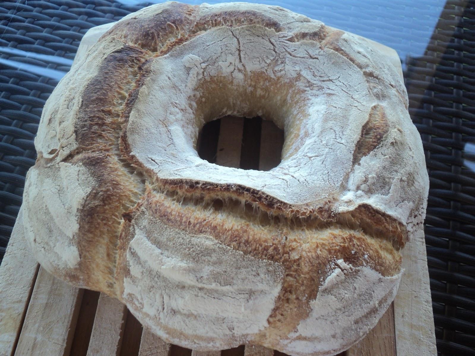 Cocinar para los mios pan corona bordelesa - El amasadero ...