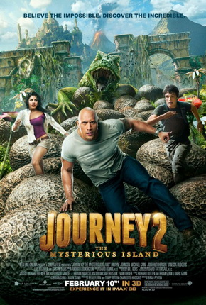 Journey 2 The Mysterious Island 2012 Hindi Dubbed