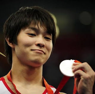 Kohei Uchimura, the cutest cheater, ever to steal a medal at the olympics