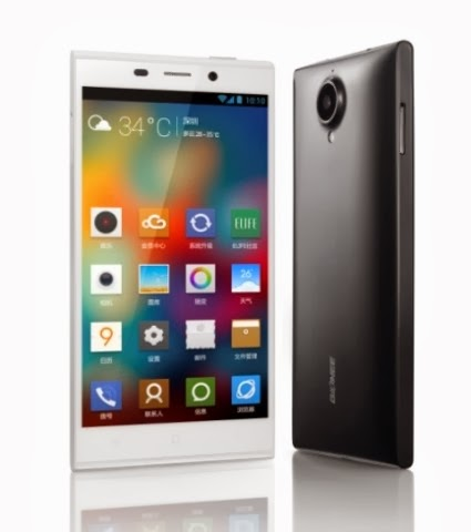 Presentata dall'azienda cinese Gionee un nuovo camera phone con prestazioni fotografiche di livello