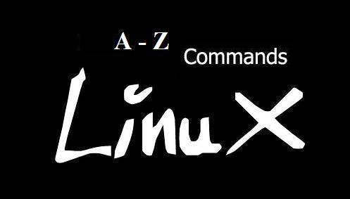 Learn a-z commands of linux