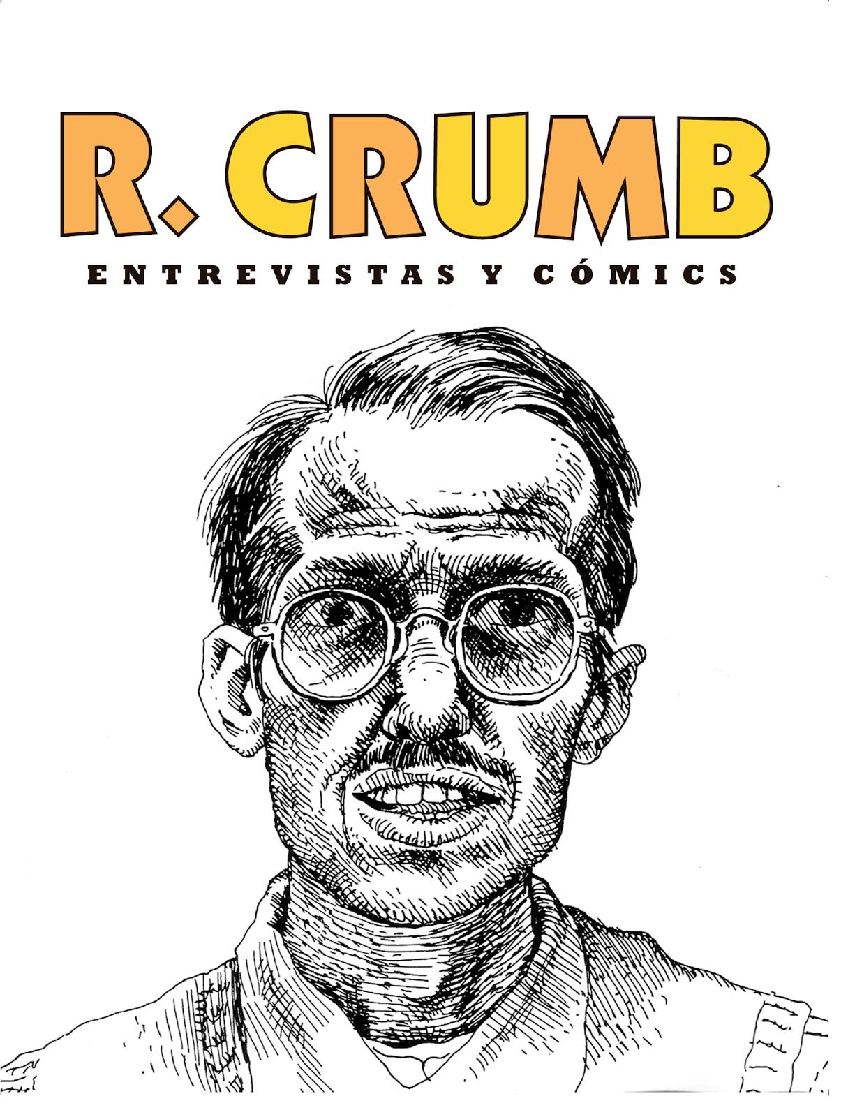 R. Crumb Entrevistas y comics
