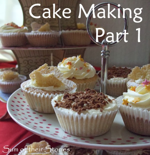 Cake Making for Absolute Beginners
