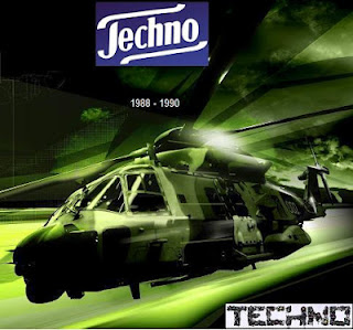 techno zene kialakulása 1990