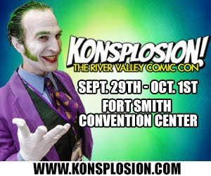 The River Valley Comic Con!