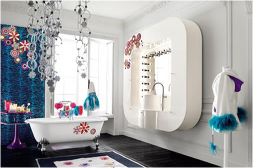 Cute Teen Girl Bathroom Ideas