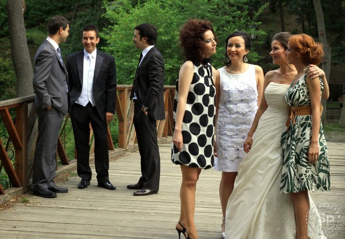 Asude ve Şener çiftimizin Yıldız Parkı'nda yapılan Gelin Damat fotoğraf çekimleri.
