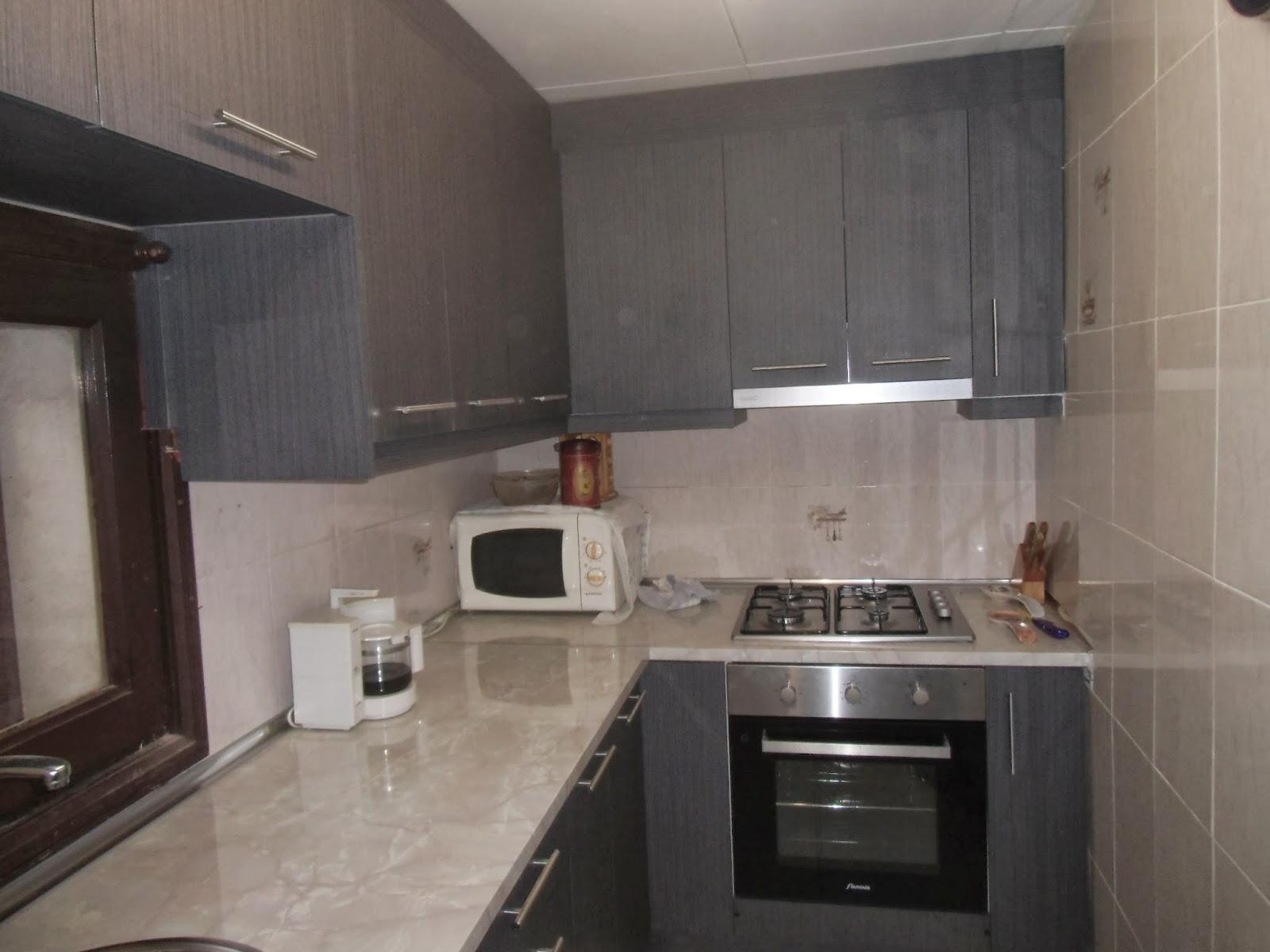 Kit oulet 2012 ofertas enero for Precio encimera marmol