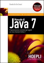 Manuale di Java 7 - eBook