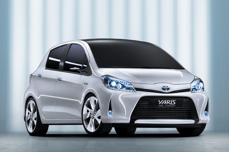 Todo Sobre Toyota Yaris 2012 Todo Sobre Autos