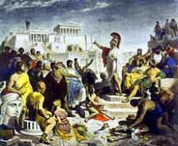 Democracia en Atenas