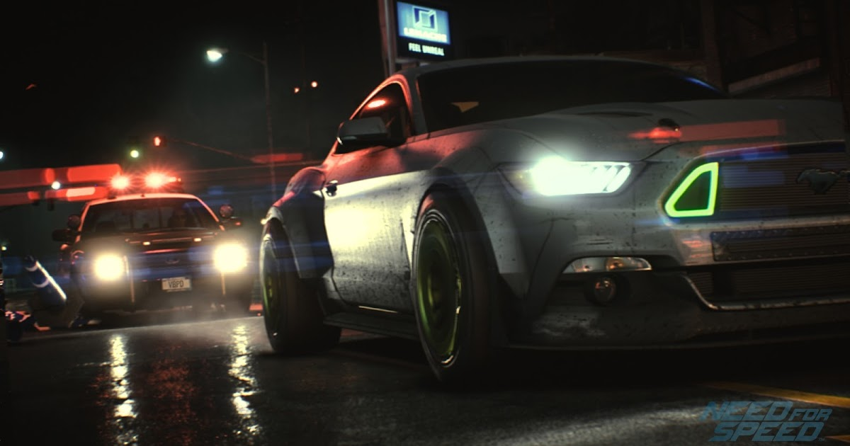 Need for Speed Cracked CPY - Download Free PC Games