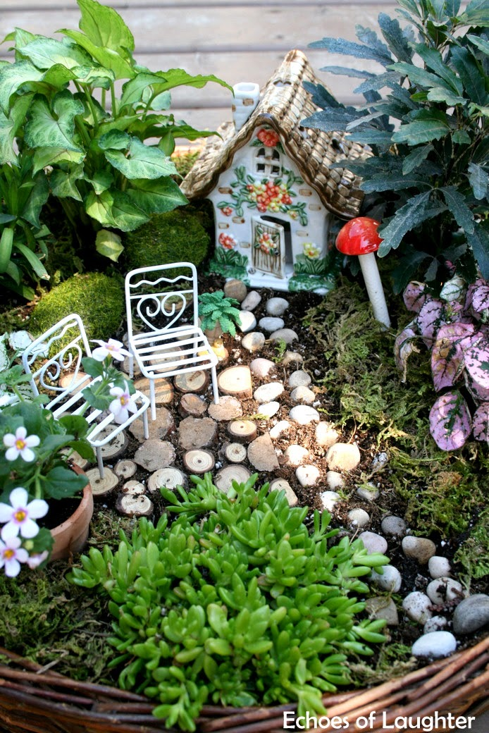 I Will Share A Few Tips So You Can Easily Make Your Own Fairy Garden Too!