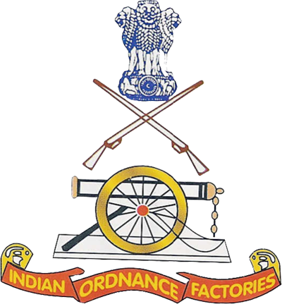Indian Ordnance Factories 1572 Chargeman Recruitment 2014