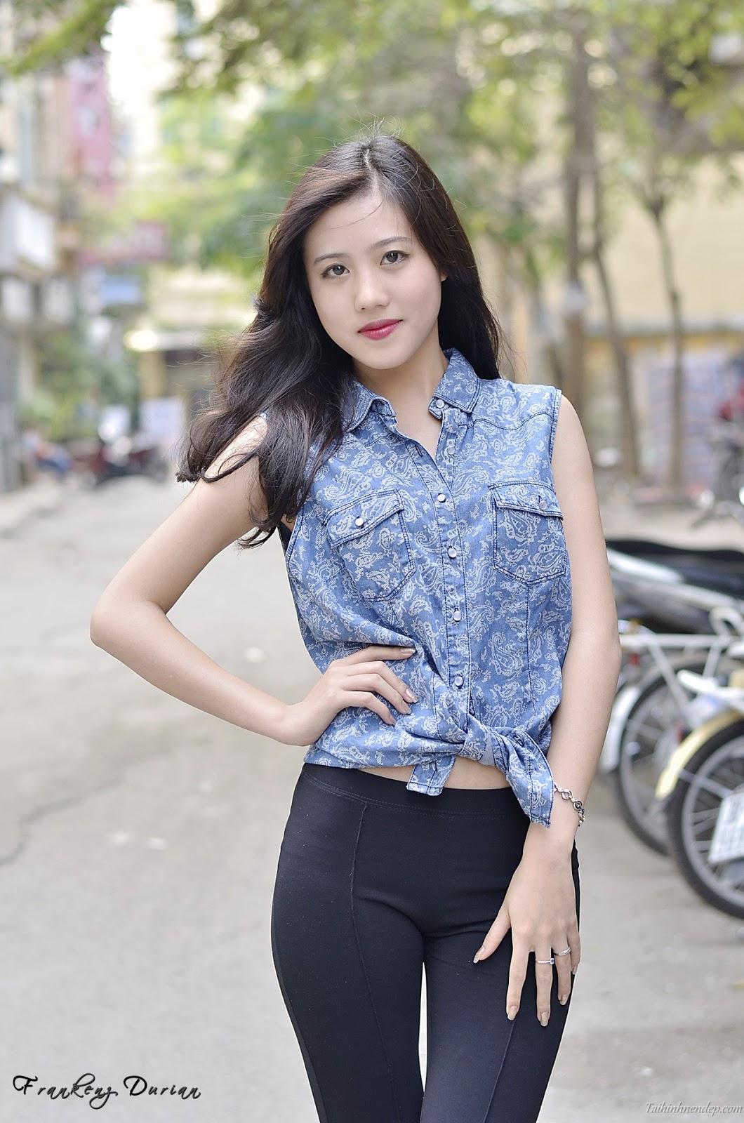 Ảnh Girl Xinh, Dễ Thương: Cô Đầu Bếp Ann Dâu - mTrend