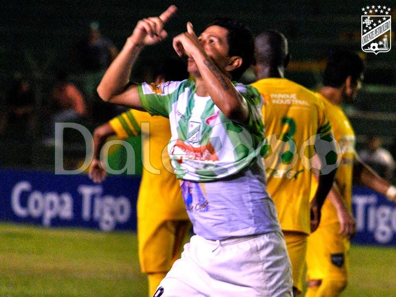 Oriente Petrolero - Sport Boys vs Oriente Petrolero - Carlos Saucedo - DaleOoo.com sitio del Club Oriente Petrolero
