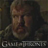 Imagen de Hodor poseido por Bran Stark, en nuestra critica del Capitulo 4x05 de Juego de Tronos
