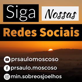 Redes Socias - Siga-nos!