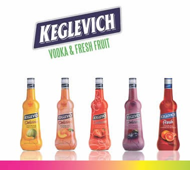 Buy italian wines wines2buy italian keglevich vodka for Italian cocktails with vodka
