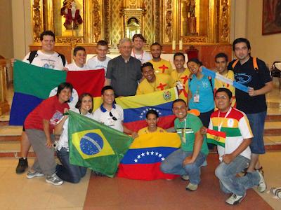 Juventude Missionária na Jornada Mundial da Juventude