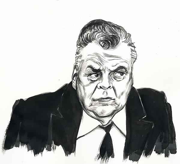 Lloyd Jones Illustration June 2011: Feedbag Blog: MIchael Marsicano