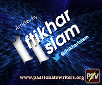 Iftikhar Islam - Passionate Writers