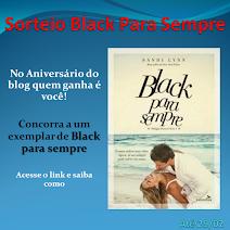 Sorteio Black para sempre