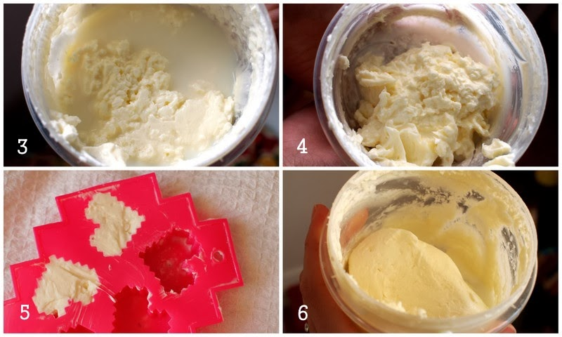 How to make butter by shaking up heavy cream