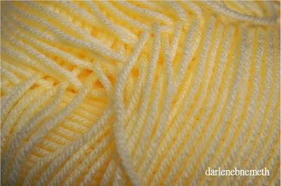 Yellow Ball of Yarn