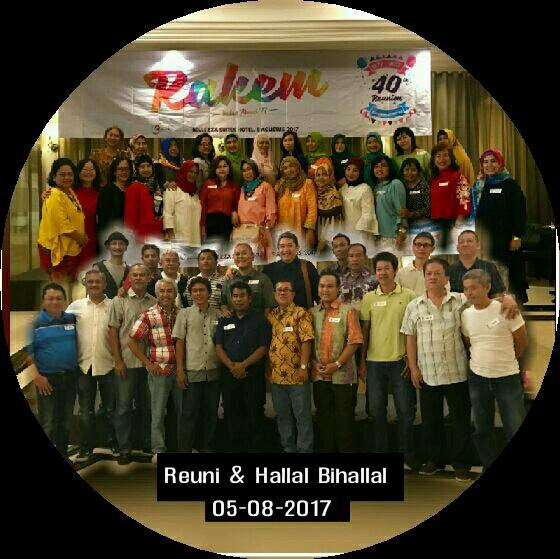 Reuni & Halal bi Halal 2017