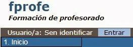 FORMACIÓN DO PROFESORADO