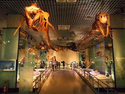 Interior del Museo Nacional de Tokio