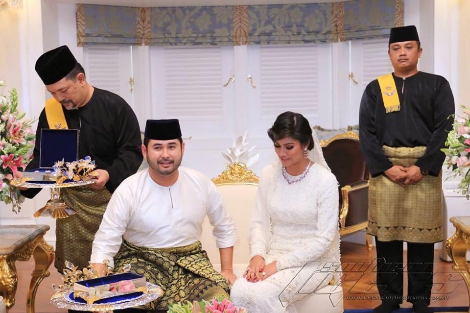 my wonderful life majlis pernikahan tengku mahkota