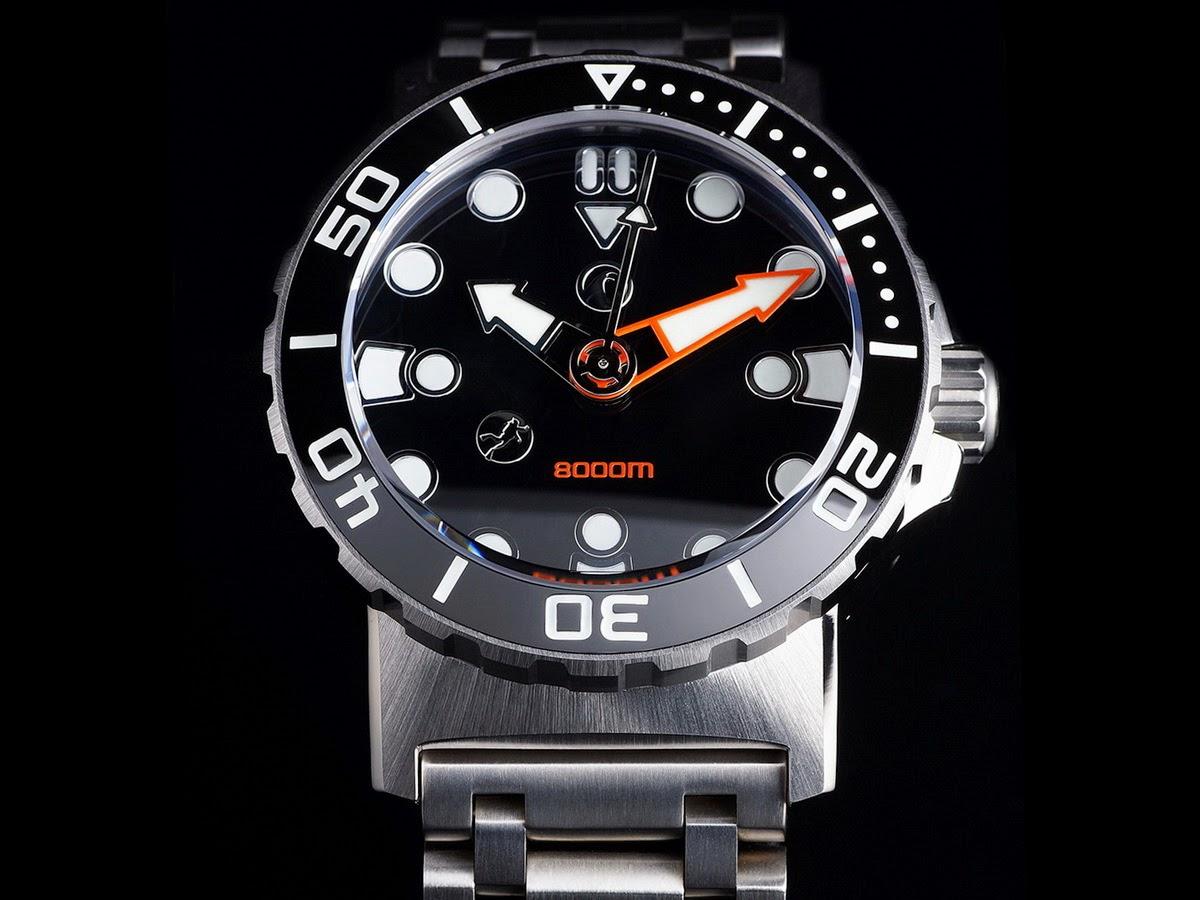 Oceanictime h2o kalmar ii oceanictime special edition - Oceanic dive watch ...