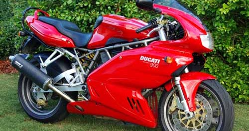Ducati Supersport 900 1999
