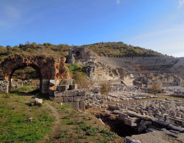 turkey amphitheater