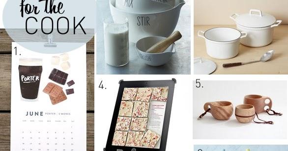 Gift Guide For The Cook Poppytalk