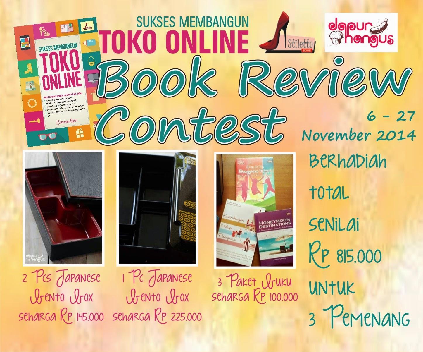 http://www.redcarra.com/sukses-membangun-toko-online-book-review-contest/