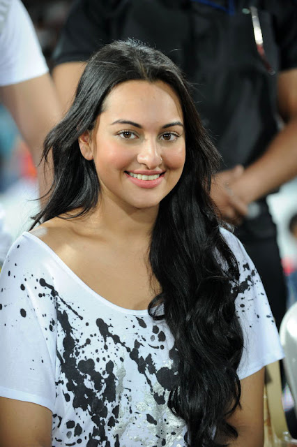 Sonakshi Sinha at CCL T20 Finals - 2011 - Parties