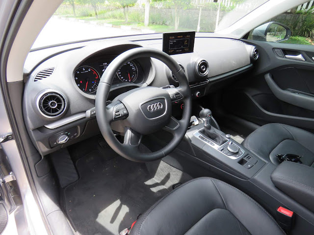 Audi A3 Sedan 1.4 TFSI Attracion 2015