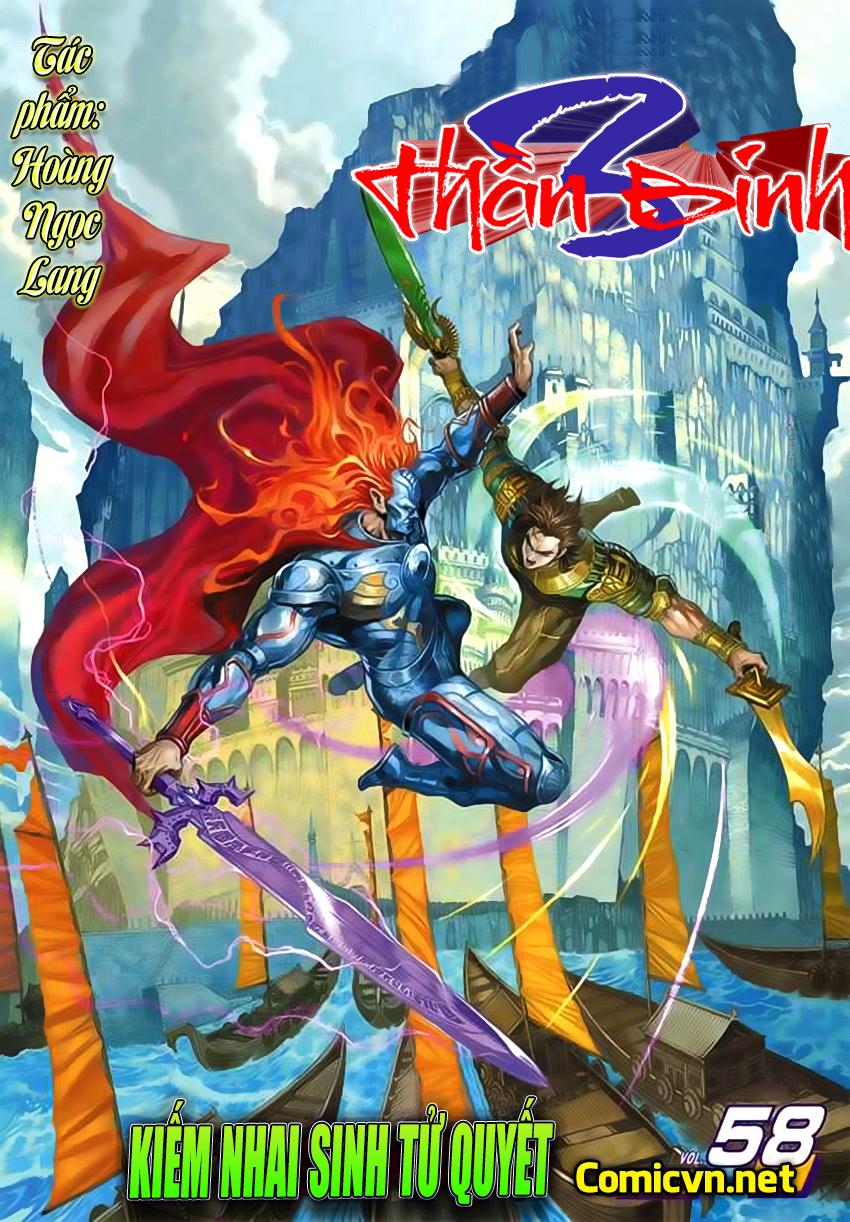 Thần binh huyền kỳ 3 - 3.5 Chapter 58 - Hamtruyen.vn