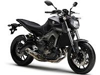 2014 Yamaha MT-09 Gambar Motor - 3